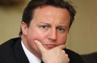 Кэмерон заявил, что Великобритания – христианская страна