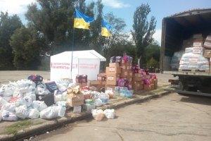 Германия направит на Донбасс 200 грузовиков с гумпомощью и временными домами