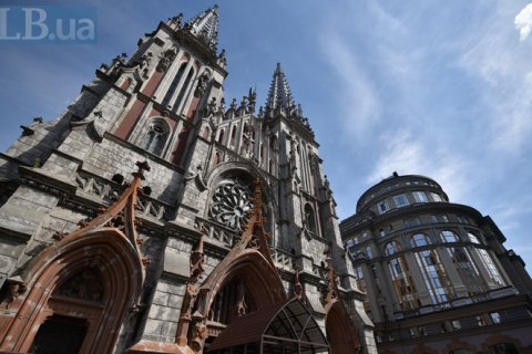 На восстановление костела Святого Николая в Киеве собрали уже 15,7 млн гривень