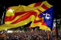 США, Франция и ФРГ выразили поддержку территориальной целостности Испании