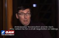 """Телеканал республиканцев назвал Луценко """"героем, бившимся на восточном фронте"""""""