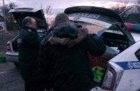 В Волынской области троих полицейских с погоней задержали за взяточничество