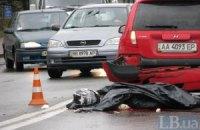 У Києві розбився мотоцикліст: медики нічим не змогли допомогти