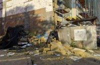 У Полтаві на будівництві багатоповерхівки обвалилося риштування