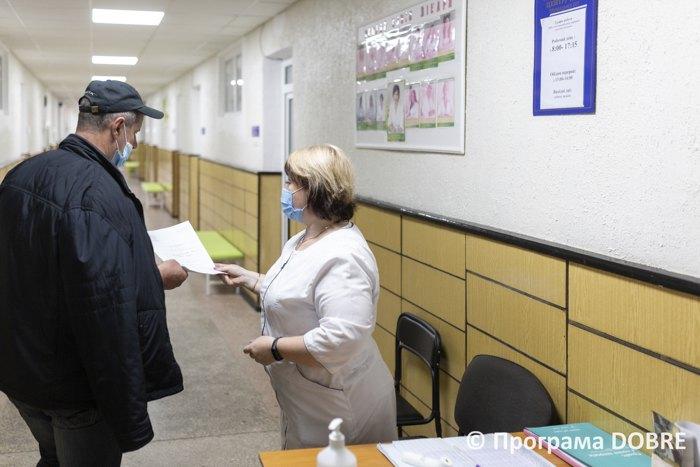 Тлумацкий центр первичной медицинской помощи, Тлумацкая ОТГ