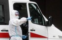 За добу в Україні зафіксували 1318 нових випадків COVID-19