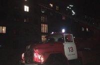 На Житомирщине в общежитии профессионального лицея произошел пожар, погиб человек