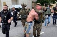 """""""Голосіївському стрільцю"""" інкримінували замах на вбивство"""