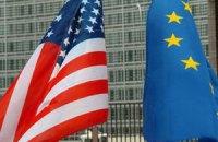 США и ЕС обсудили создание зоны свободной торговли