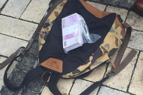 В Киевской области изъяли миллион поддельных евро