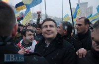 Украина отказала Грузии в экстрадиции Саакашвили