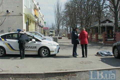 У Києві на Солом'янці виявлено труп чоловіка