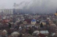 По Мариуполю стреляли со стороны населенных пунктов Саханка и Заиченко