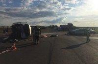 В ДТП в Ровенской области четыре человека погибли, восемь травмированы (обновлено)