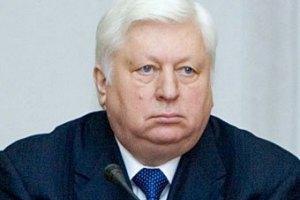 Пшонка создал группу по контролю за выполнением закона об амнистии