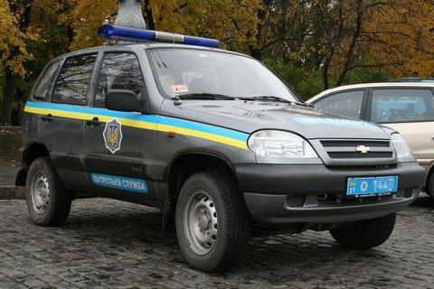 """Поліцейський на службовій """"Ниві"""" потрапив у ДТП в Житомирській області"""