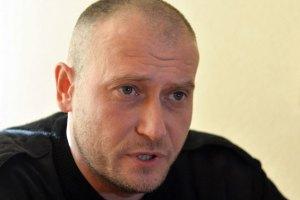 Ярош: потрібно повертати Крим