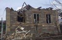 С начала суток на Донбассе зафиксировано два обстрела