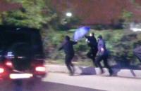 "На съемочную группу ""Радио Свобода"" напали в аэропорту ""Киев"""