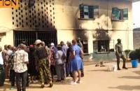 В Нигерии благодаря нападению боевиков из тюрьмы сбежали более чем 1800 заключенных