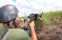 Штаб АТО насчитал 11 обстрелов за сутки