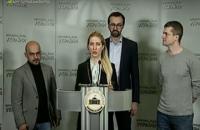 Народные депутаты призвали Порошенко и Гройсмана вмешаться в ситуацию с Сенным рынком