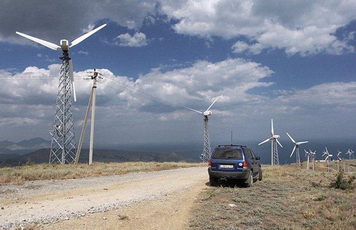 Донузлавська вітрова електростанція