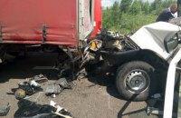 Задержан владелец маршрутки, разбившейся на трассе возле Житомира
