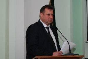 Начальник Госфининспекции отстранен от должности