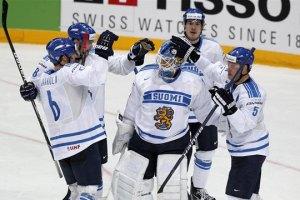 ЧМ: Финляндия поиздевалась над Францией, а Россияне размялись перед Швецией