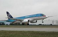 """Російський літак втратив частину двигуна під час зльоту з """"Шереметьєвого"""""""