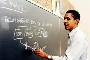 Барак Обама хоче повернутися до викладання після кар'єри президента
