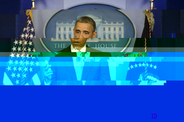 Обама підтримав мирний протест українців