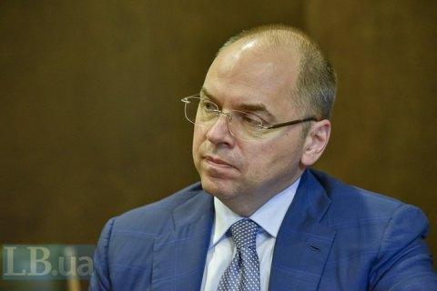 Степанов заявив про плани вакцинувати всіх громадян безкоштовно