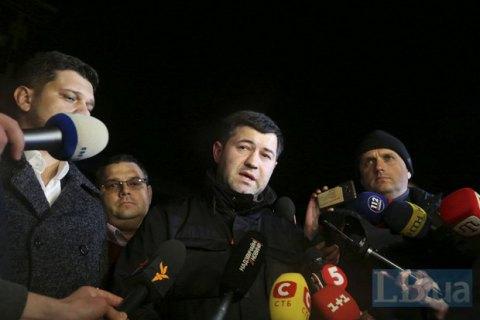 САП поручила НАБУ проверить происхождение внесенных за Насирова 100 млн гривен