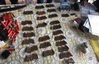 У жителя Луганской области изъяли арсенал оружия