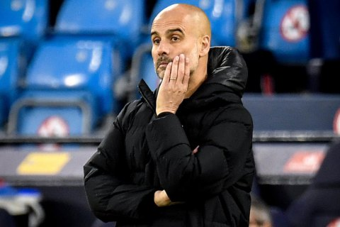 """Гвардіола пророкує """"Барселоні"""" складні часи"""
