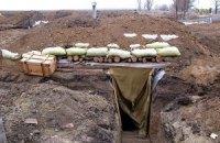 Бойовики у вівторок 6 годин поспіль обстрілювали сили АТО в районі Дебальцевого
