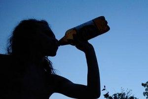 Тернопольская школьница напилась до полусмерти