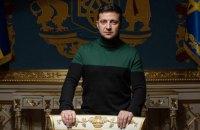 Зеленський в інтерв'ю Der Spiegel назвав умови виборів на Донбасі