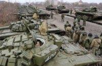 СНБО: Россия перебросила военных из Сибири к границе Черниговской области