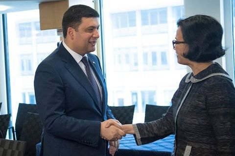 Всемирный банк поможет Украине разработать стратегию развития дорог