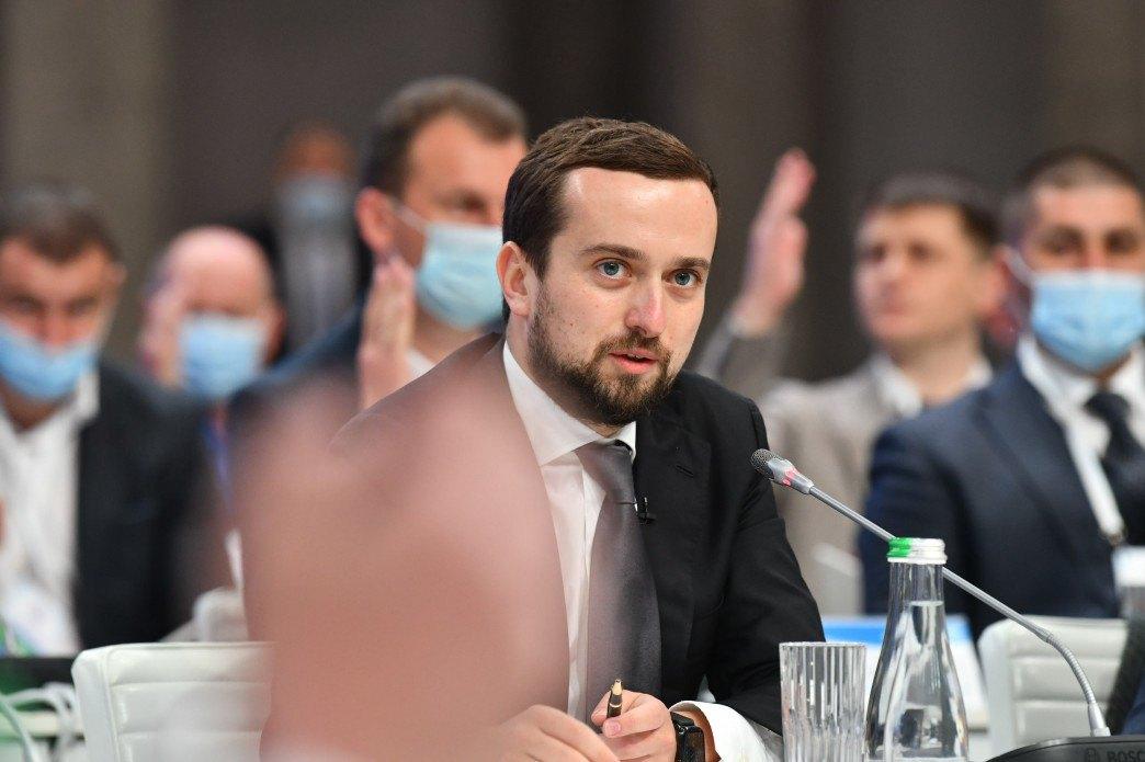 Заступник голови ОПУКирило Тимошенко