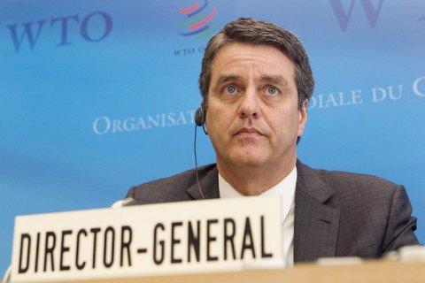 Гендиректор ВТО решил досрочно покинуть пост