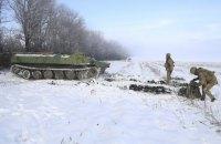 Окупанти обстріляли позиції ЗСУ з міномета біля Богданівки