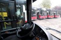 В Тернополе с понедельника остановят общественный транспорт
