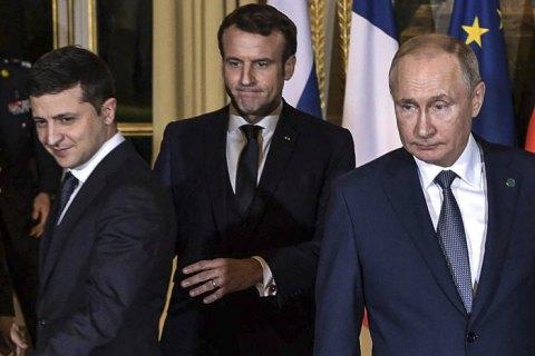 Возможные переговоры Зеленского с Путиным не выглядят обнадеживающими, - британское СМИ