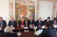 Делегация французских парламентариев посетила Одессу и Донбасс