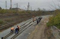 """""""Євротермінал"""" добудував залізничну гілку від Сухого порту до станції Одеса-Пересип"""