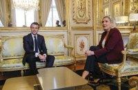Избрание президентом Франции Ле Пен - это катастрофа для Европы и Украины, - депутат от партии Макрона Персон